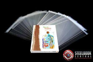 SW3 Premium Blu-ray Steelbook Fullslip Protective Wraps / Sleeves (Pack of 25)