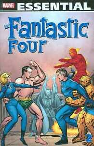 Marvel-Essential-Fantastic-Four-Volume-2-TPB-new-unread