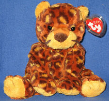 POKEY THE TIGER - TY PLUFFIES - MINT with MINT TAGS