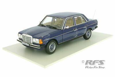 "1982 /"" dunkelblau /"" 1:18 NE Norev 183710 # Mercedes Benz 200 W123 Limousine Bj"