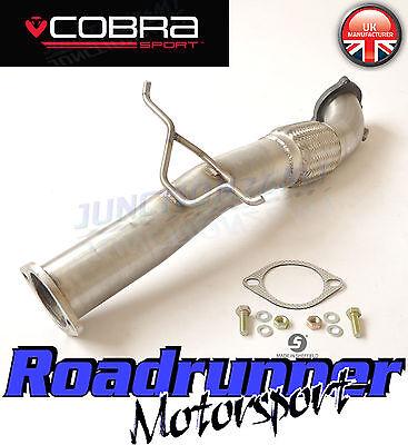 Mk2 Ford Focus ST225 Cobra De Cat Downpipe ST Decat