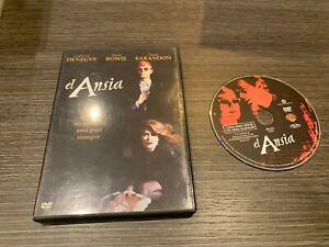 Il-Ansia-DVD-David-Bowie-Catherine-Deneuve-Susan-Sarandon