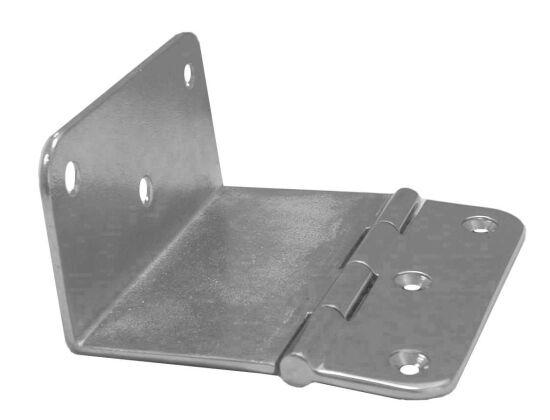 Edelstahl Scharnier A4 100x87x3mm 100x87x3mm 100x87x3mm poliert Rostfrei Kisten Möbel Scharnier 814165 | Erste Klasse in seiner Klasse  | Ausgezeichnet  | Online einkaufen  91f47d