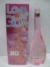 LOVE AT FIRST GLOW by JENNIFER LOPEZ 3.4 oz 100 ml EDT SPRAY WOMEN NEW J LO