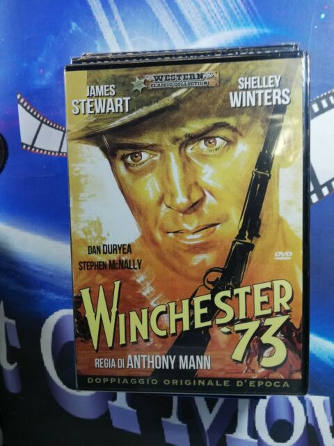 Winchester 73*A&R*Dvd