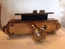 B 90 Antique Cast Brass/Bronze Entrance Set