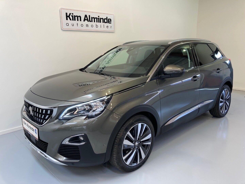Peugeot 3008 1,6 BlueHDi 120 Allure 5d - 214.800 kr.