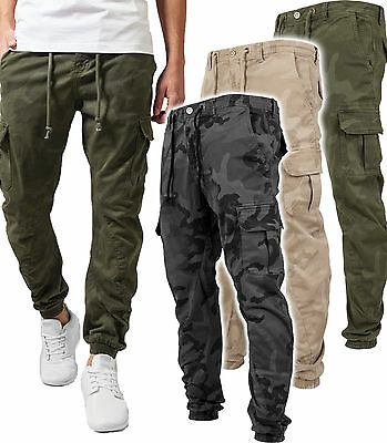 urban classics herren cargo hose jeans cargopants camouflage tb1611. Black Bedroom Furniture Sets. Home Design Ideas