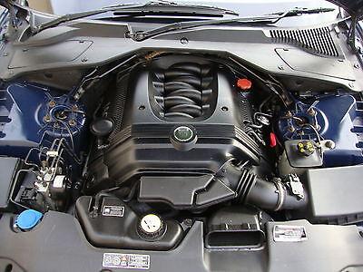 Original Jaguar XJ8 X350 3.5L Motor Engine 94.000km 190KW 258PS Läuft TOP!!!