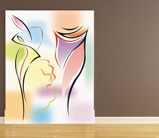 3D dipinto 46 46 46 Parete Murale Foto Carta da parati immagine sfondo muro stampa bbf518
