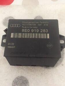 Pdc-Aide-Au-Stationnement-Dispositif-De-Commande-Audi-A4-B6-B7-Ref-8E0919283