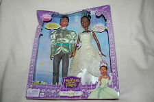 Barbie The Princess and the Frog Wedding Doll Set - Tiana/Naveen