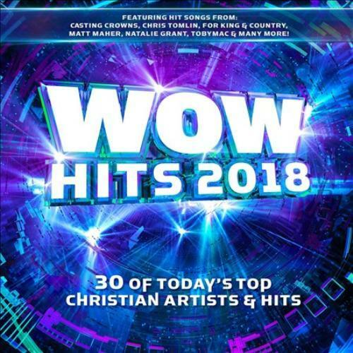 VARIOUS ARTISTS - WOW HITS 2018 NEW CD