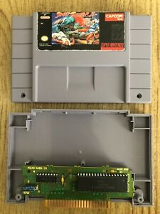 Street-Fighter-II-2-Snes-Super-Nintendo-Game-Only-AUTHENTIC