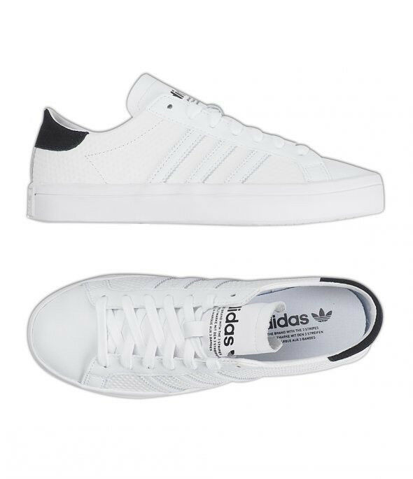 Adidas Women's Court Vantage Sneakers (BY9235) White shoes