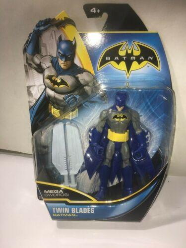 Batman Power Attack Twin Blades batamn /& Mega épées NEUF