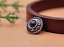 10X-Silver-Tone-Flower-Leather-Craft-Bag-Belt-Purse-Decor-Turquoise-Conchos-Set miniature 43