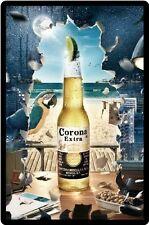 Corona Extra Time Refrigerator Magnet