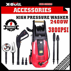 X bull high pressure water cleaner 3800 psi washer for H2o power x