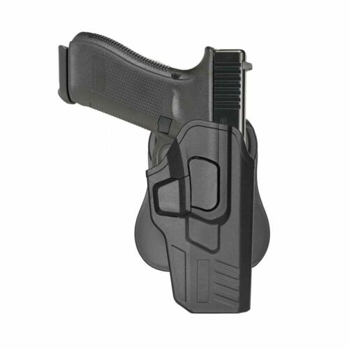 Handed// LH CZ RH OWB Polymer holster for Glock Sig Right /& Left S/&W 1911