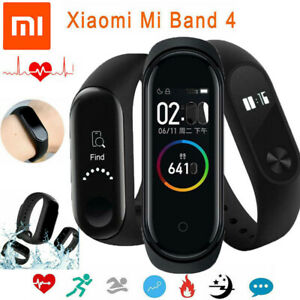 Original-Xiaomi-Mi-Band-4-BT-Music-Smart-Watch-Bracelet-Heart-Rate-Monitor-Lot