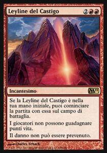 MAGIC LEYLINE DEL CASTIGO (M11)
