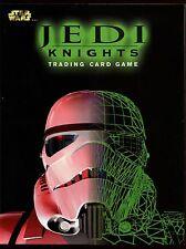 Star Wars 2000 Jedi Knights CCG Promo Sell Sheet #8046