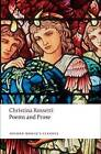 Poems and Prose by Christina G. Rossetti (Paperback, 2008)