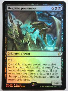 Regente-Portemort-Deathbringer-Regent-Foil-Promo-MTG-Magic-Francais