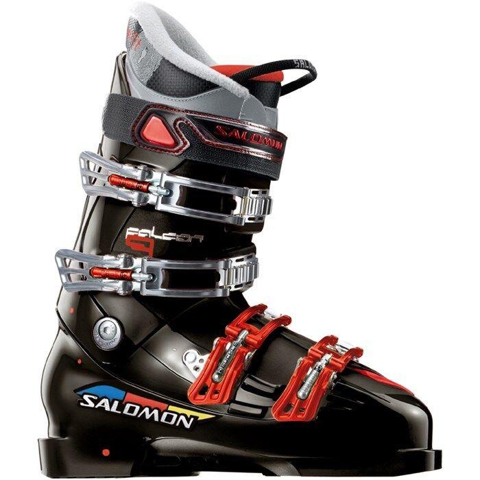 NEW   Salomon FALCON 9 Ski Stiefel Größe 27.5   RARE NEW in BOX   Mens