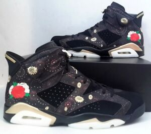 a4006f377f8 NEW Nike Air Jordan 6 Retro CNY Chinese New Year DS Basketball SZ 14 ...
