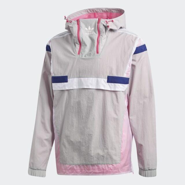 Adidas Originals Br8 Windbreaker Pullover Eqt Reflective 3m Jacket Black M Nmd | eBay