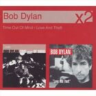 Time Out of Mind/Love and Theft by Bob Dylan (CD, Sep-2007, 2 Discs, Col)