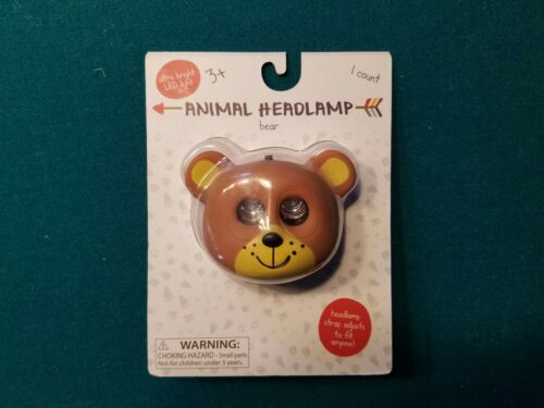 Toysmith marque créature Critter projecteur Bear Brand New Sealed!