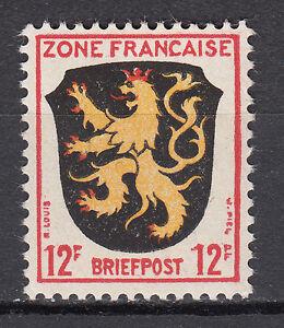 Franzoesische-Zone-Mi-Nr-6-Postfrisch-LUXUS