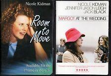 ROOM TO MOVE & MARGOT AT THE WEDDING-2 NICOLE KIDMAN movies-JENNIFER JASON LEIGH