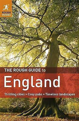 Andrews, Robert, The Rough Guide to England, Very Good Book