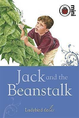 """AS NEW"" Jack and the Beanstalk: Ladybird Tales, Ladybird, Book"