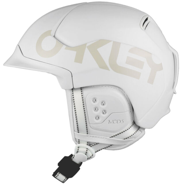 ba225e8a48 2017 Oakley Mod 5 Factory Pilot Snow Helmet (matte White) White Small.  About this product. Picture 1 of 2  Picture 2 of 2. Picture 2 of 2