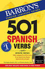 501 Spanish Verbs: 7th Ed W/CD ROM and Audio CD Pkg by Theodore Kendris, Christopher Kendris (Mixed media product, 2010)