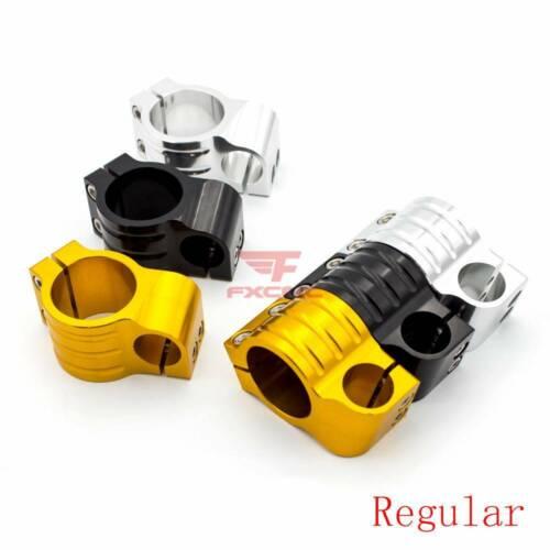 Fxcnc CNC Forcella Tubo Clip Ons Manubrio Teste Supporti Manico Clamp Regolare //