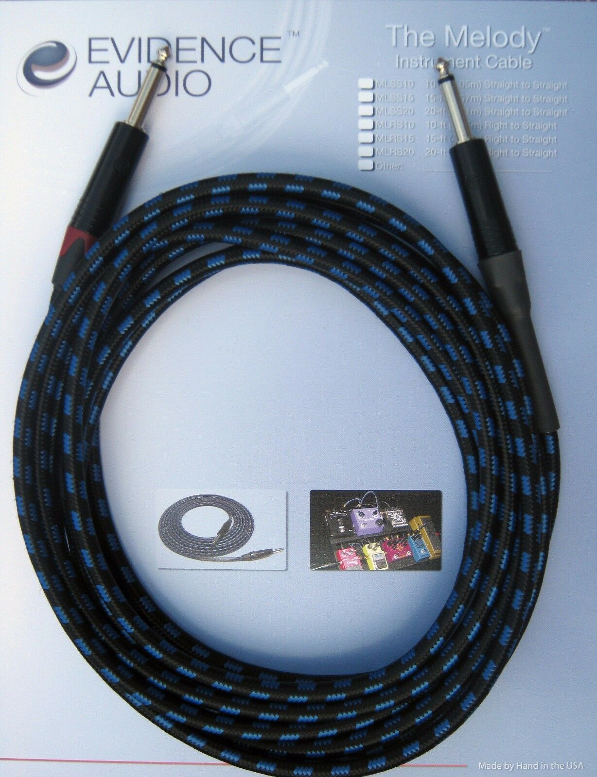 Evidence Audio Melody Cable 15 Pies Pies Pies S s R s S r o R r dabd1e