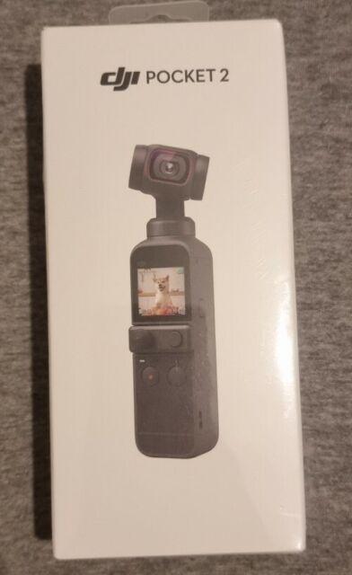 DJI Pocket 2 Osmo Pocket 2 4K Gimbal Camera