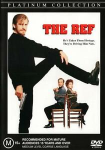 THE-REF-Denis-Leary-Judy-Davis-Kevin-Spacey-NEW-DVD-R4-Region-4-Australia