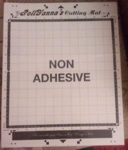 Details About Scan N Cut Pollyanna S Cutting Mat Also Fits Design N Cut Cmq