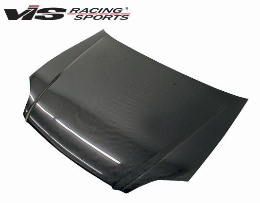 Civic 99-00 Honda 2dr/4dr OE VIS Racing Carbon Fiber Hood 99HDCVC2DOE-010C