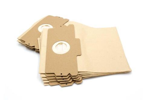 10x Aspirateur Sacs Papier Pour AEG-Electrolux 608,609,610,611,612,613 vampires