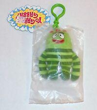 NWT Yo Gabba Gabba Brobee Plush Toy Clip On Wildbrain The Magic Store
