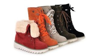 boots-shoes-beige-orange-black-heel-3-5-like-leather-comfortable-9156