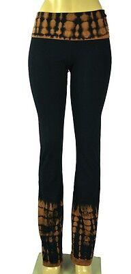 New HAPPY TIE DYE Leggings BLUE SHORTS PINK YELLOW LEGS XS-XL American Apparel